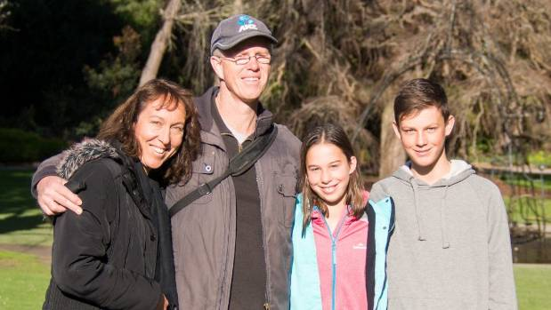 Letitia, Peter, Shayla and Jayvin Dose are visiting from Perth to spend time on the ski fields, but have loved their ...