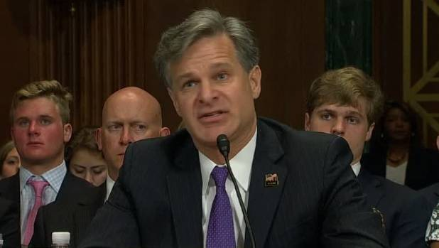 Federal Bureau of Investigation chief calls unbreakable encryption 'urgent public safety issue'