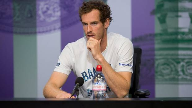 Injured? Murray moving like a rabbit, says Paire