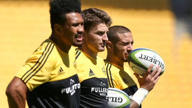 All Blacks back in force for Crusaders