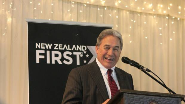 NZ First leader Winston Peters wants to put the abolition of the Maori seats to a vote.