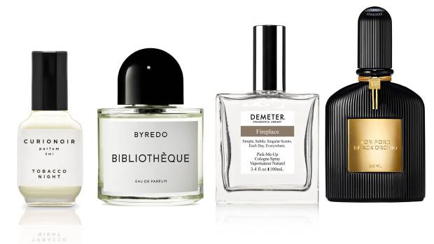 Some smoky, rich perfumes might make you a little bit less miserable about the cold.