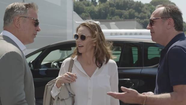 Paris Can Wait's Anne (Diane Lane) just feels like an empty vessel to be haggled over by the men.