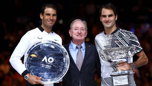 Roger Federer defeats Marin Cilic for Wimbledon men's title