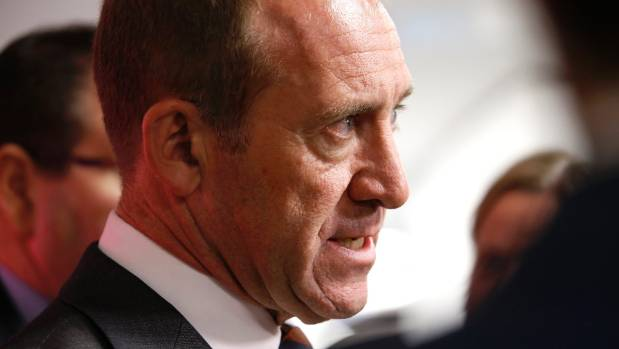 Labour leader Andrew Little says the party's policy could reduce immigration by 30,000 people.