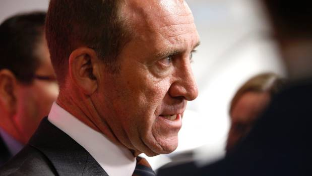 Labour leader Andrew Little is in a polling rut.