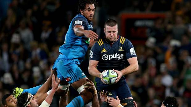 Alex Ainley has signed a one-year extension with the Highlanders.