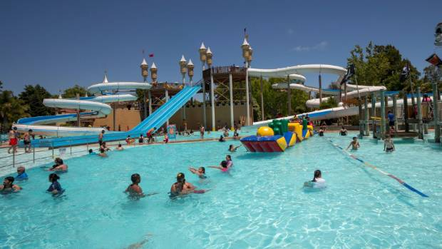 Splash Planet, the Hastings water and amusement park.
