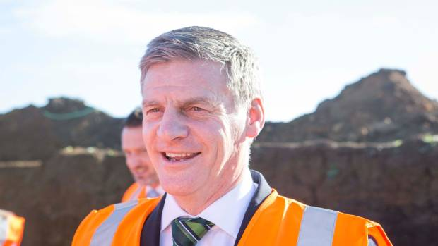 Prime Minister Bill English said officials were continuing to examine the Waikato's bid for a third medical school.