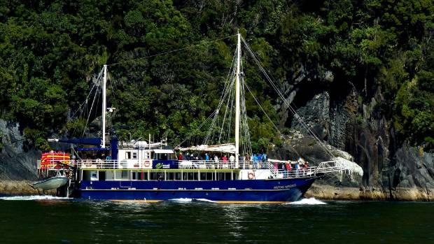 The Milford Wanderer was built in 1992. (FILE PHOTO)