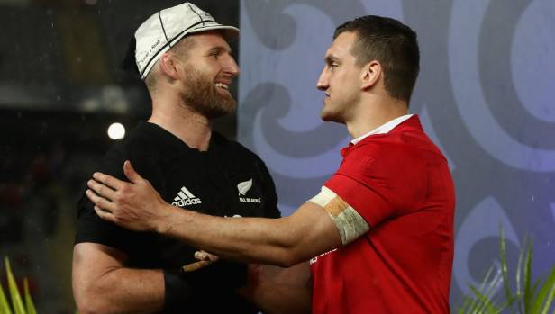 After the battle, Read and Warburton can smile about a drawn test series.