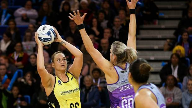 Cathrine Tuivaiti, playing for the Pulse this season, has blasted Netball New Zealand after receiving no communication ...