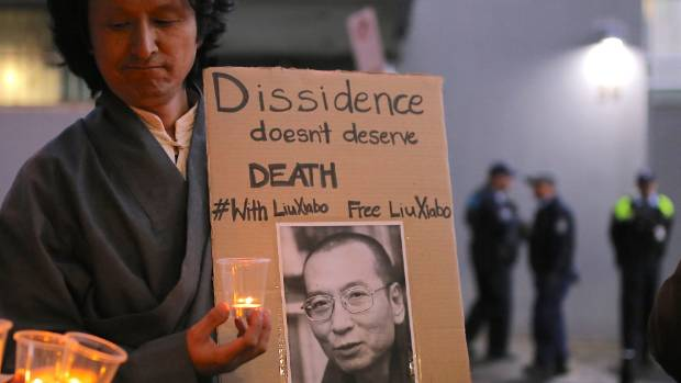 Image result for Liu Xiaobo, China's most famous political prisoner and Nobel Peace laureate, dies at 61
