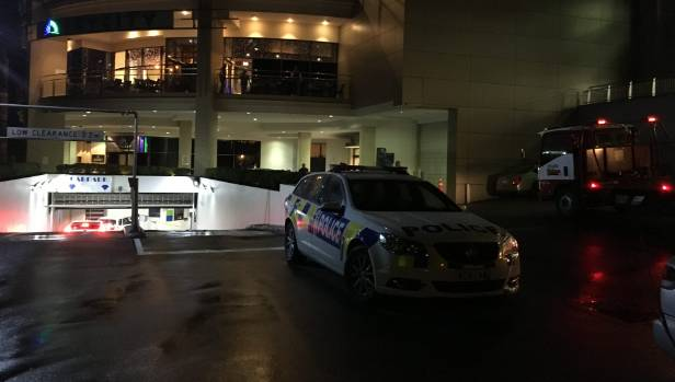 Woman stabbed near Hamilton casino