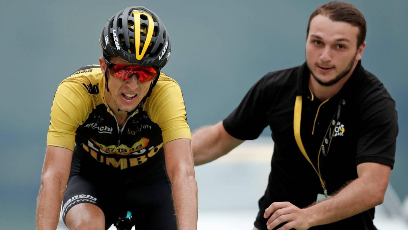 George Bennett slams Tour de France time penalty