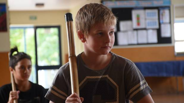 Poutawa says the programme gives kids a place where they don't feel judged.
