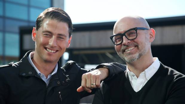 Nurture Change Business Retreat founders Steve Pirie (left) and Zac de Silva are looking forward to welcoming this ...