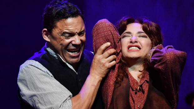 Both Nino Surguladze and Tom Randle deliver terrific performances in  NZ Opera's Carmen.