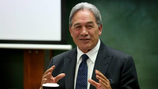 NZ First leader Winston Peters is enjoying his early surge in the polls and has just wrapped up a two week tour of the ...