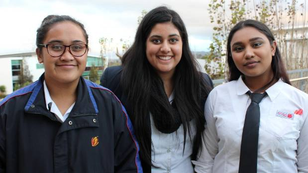 Hannah Ikiua, Amandeep Shakhan and Ayansha Goundar will have the chance to witness first-hand the sites where African ...