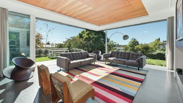 Stewart Hanna Ltd won the Waikato Registered Master Builders 2017 Supreme Renovation of the Year award for this house in ...