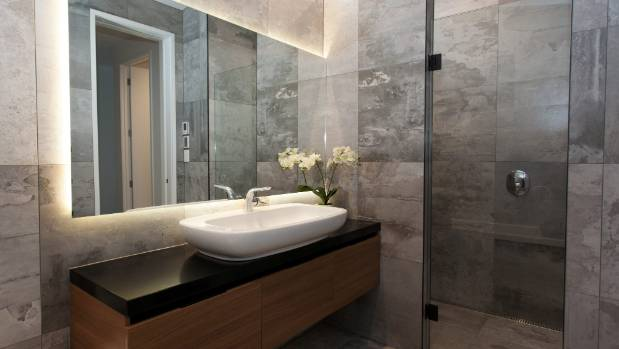 J A Bell Building Ltd's Flagstaff home also took out the bathroom excellence award.