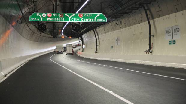 Image result for waterview tunnel speed cameras