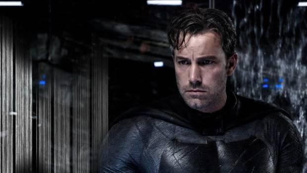 Ben Affleck played an older, allegedly wiser Caped Crusader in Batman v Superman: Dawn of Justice.