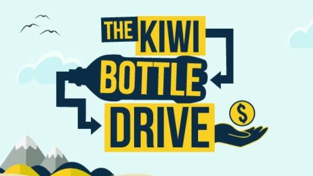 Kiwi Bottle Drive will hopegully come into effect in Matamata