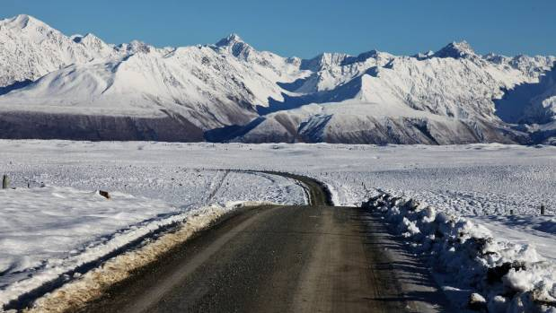 Significant winter storm for central NZ