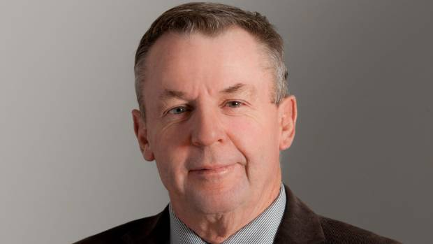New Zealand Retail Property Group chairman Mark Gunton.