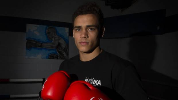 David Nyika heads to the world championships in Germany in August.