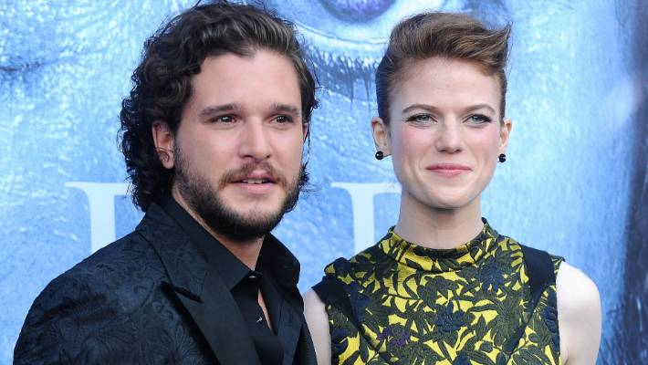 Rose Leslie has assured her fans of Game of Thrones that she has no idea how she will finish the show, even though she is married to the star Kit Harington, also known as John Snow.