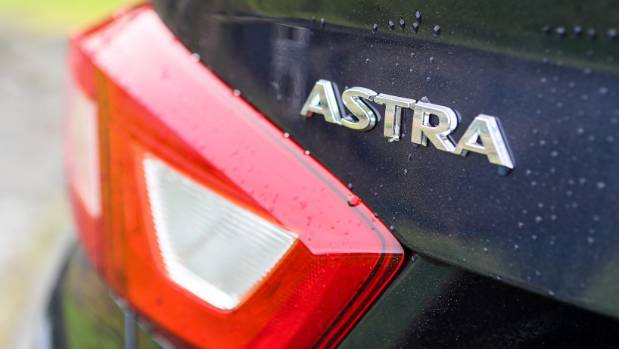 Astra nameplate is now aboard hatch and sedan, and soon a wagon.