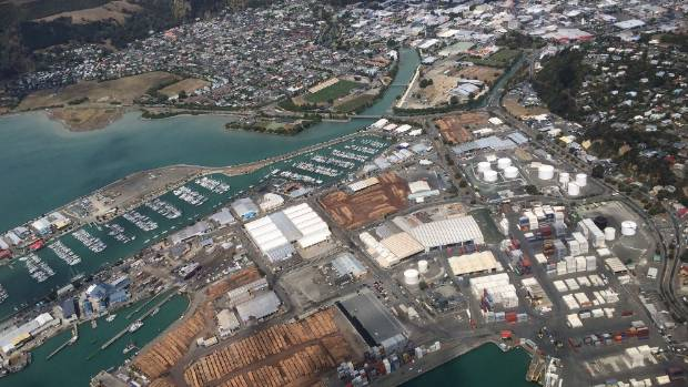 An overseas increase in demand for timber has placed pressure on Port Nelson and its facilities.