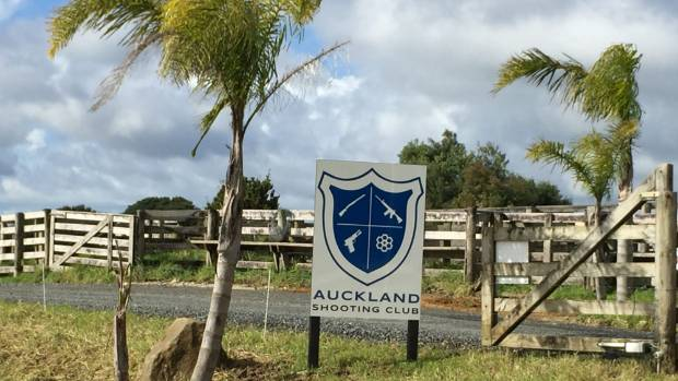 The Auckland Shooting Club is open for business.