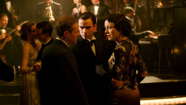 The Halcyon has been described as a cross between Mr Selfridge and Downton Abbey.
