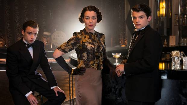 The Halcyon promises to deliver plenty of drama and intrigue as it brings 1940s Britain to Thursday night television.