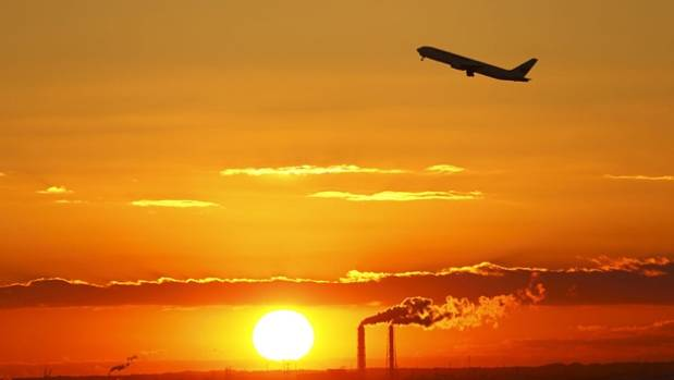 Rising temperatures could change the way we travel. Hotter temperatures make it harder for planes to take off.