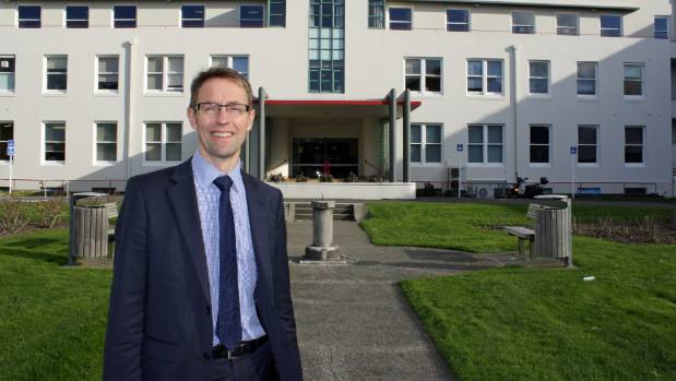 Dr Ashley Bloomfield, chief executive of Hutt Valley District Health Board, says screening helps reduce early deaths ...