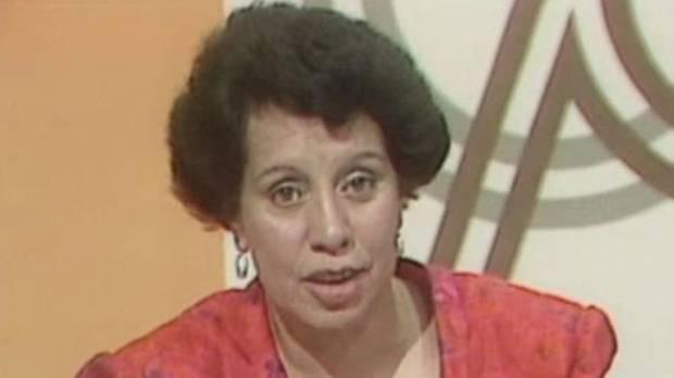 Marama Martin was one of the first Maori broadcasters.