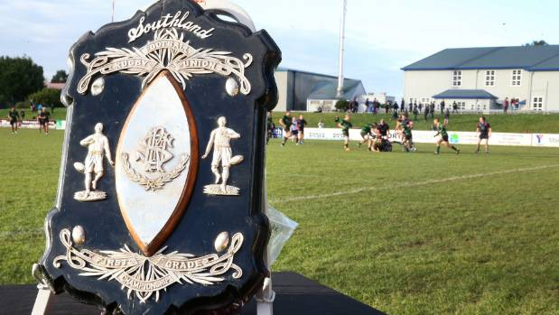 Galbraith Shield.