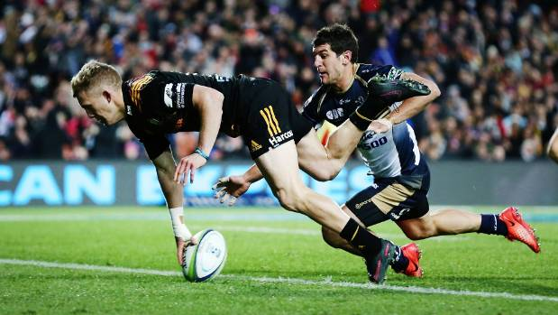 The Chiefs bested the Brumbies 28-10.