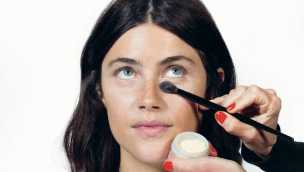 Makeup guru Bobbi Brown says using concealer under the eyes is the best way to make you look less tired and more refreshed.