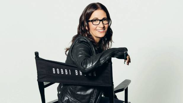 Makeup artist Bobbi Brown has just released her ninth book.