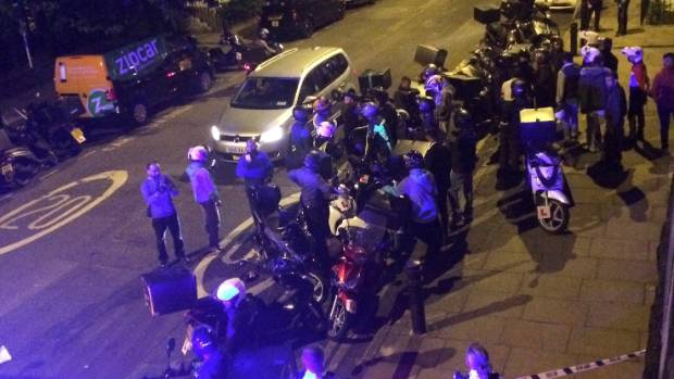 Police investigating spate of London acid attacks