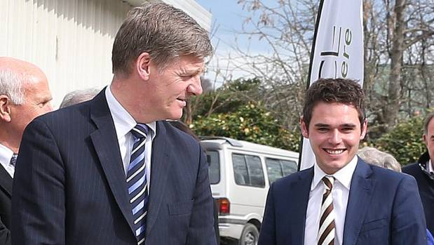 There was no love lost between Bill English and Todd Barclay.