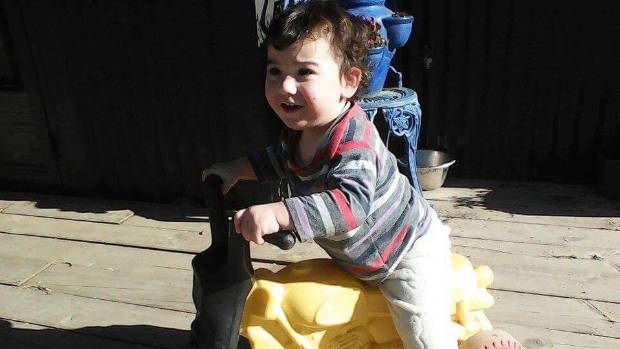 Jack Kronfeld-Tobin, 1, was known for his cheeky, curious nature.
