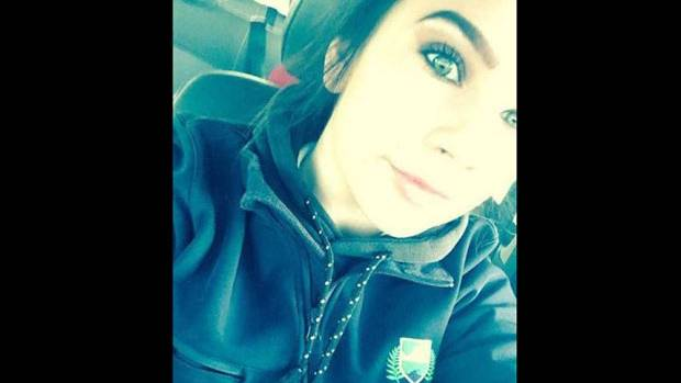 Lily Gordon, 15, has been found safely. She was reported missing from Greymouth on July 11.