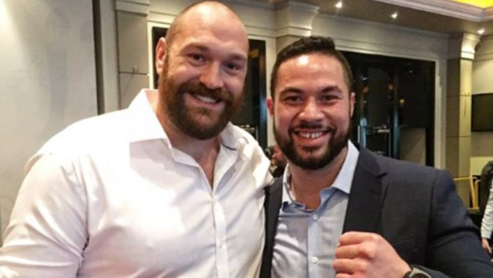 Tyson Fury to fight another opponent before Deontay Wilder rematch